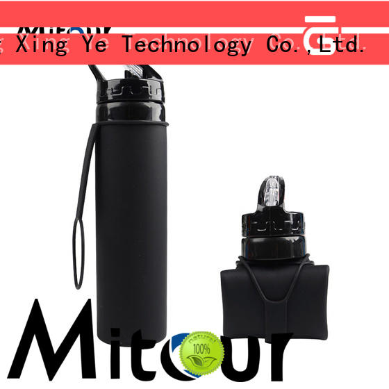 silicone silicone sleeve bottle camouflage for water storage Mitour Silicone Products