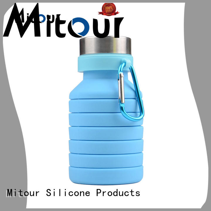 kettle bottle silicone purse for water storage Mitour Silicone Products