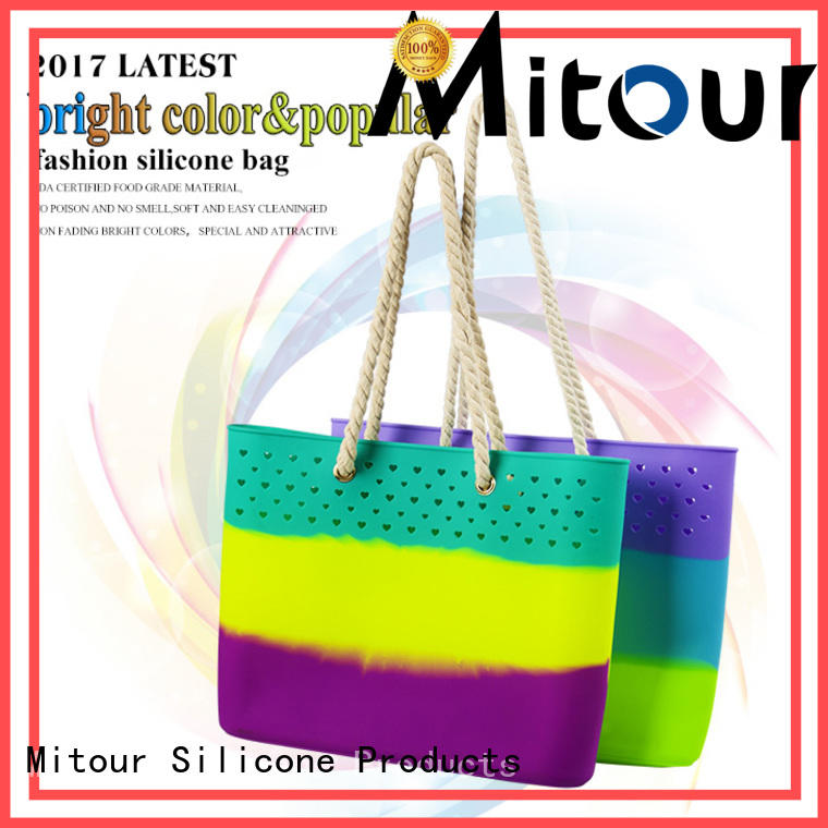 Mitour Silicone Products OEM stasher bag review for business for school