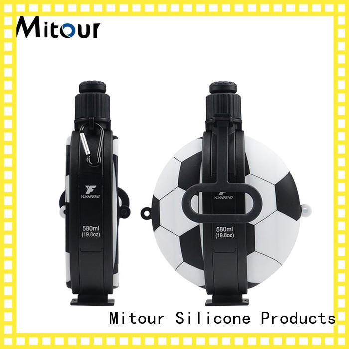 Mitour Silicone Products nomader collapsible water bottle inquire now for water storage