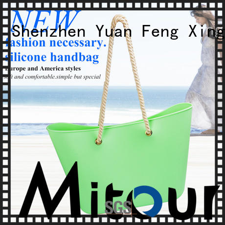 Mitour Silicone Products silicone reusable silicone bags backpack for girls