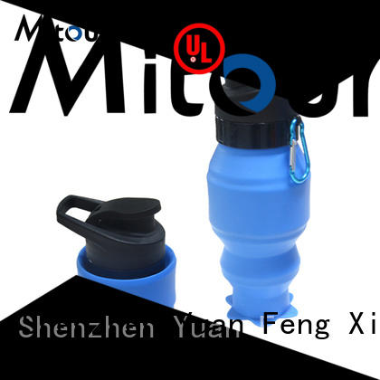 Mitour Silicone Products universal silicone travel bottles inquire now for children