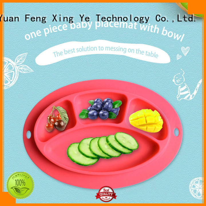 foldable silicone table mat lunch for baby