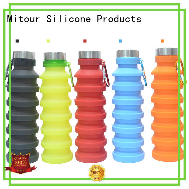 Mitour Silicone Products silicone milk bottle inquire now for water storage