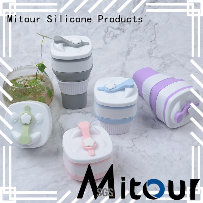 Mitour Silicone Products portable silicone bottle sleeve inquire now for children