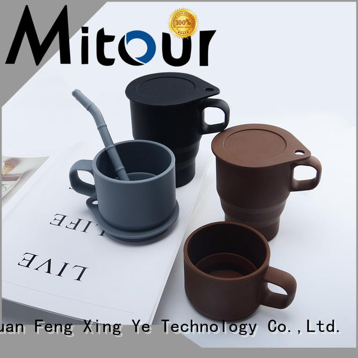 Mitour Silicone Products frozen water bottle supplier for children