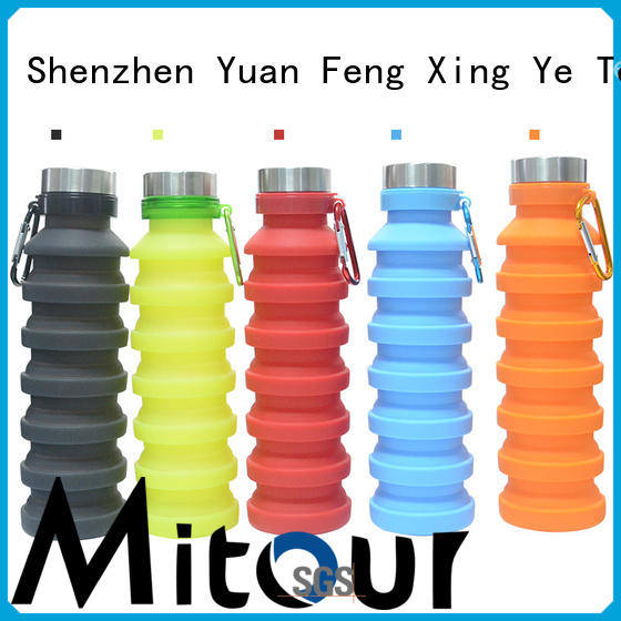 Wholesale 1l glass water bottle supplier for water storage