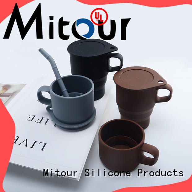 Mitour Silicone Products Latest ultralight water bottle bulk production for water storage