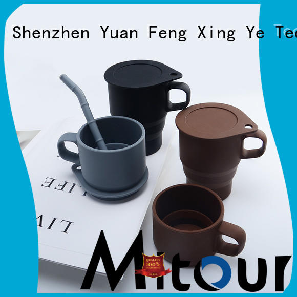 Mitour Silicone Products mist water bottle for wholesale for water storage