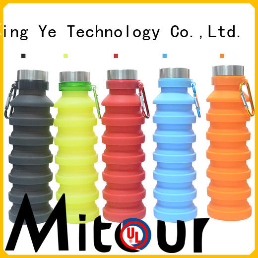 Mitour Silicone Products silicone squeeze bottle for wholesale for children