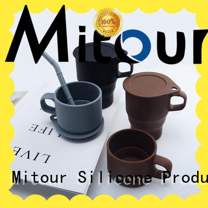 Mitour Silicone Products High-quality silicone bottle sleeve for water storage