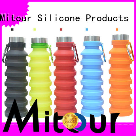 Mitour Silicone Products straight silicone squeeze bottle for wholesale for children