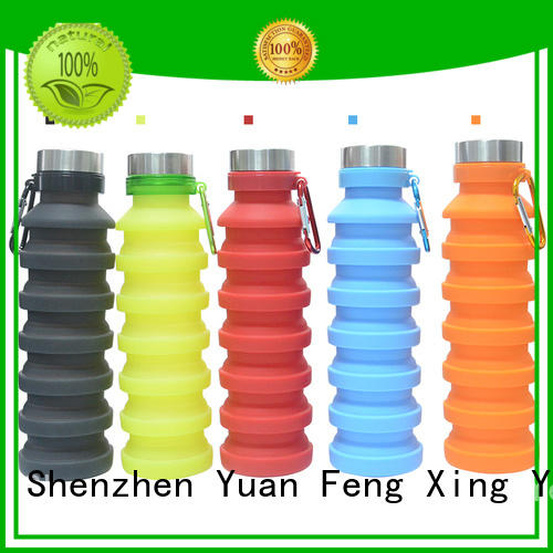 silicone hot water bottle for water storage Mitour Silicone Products