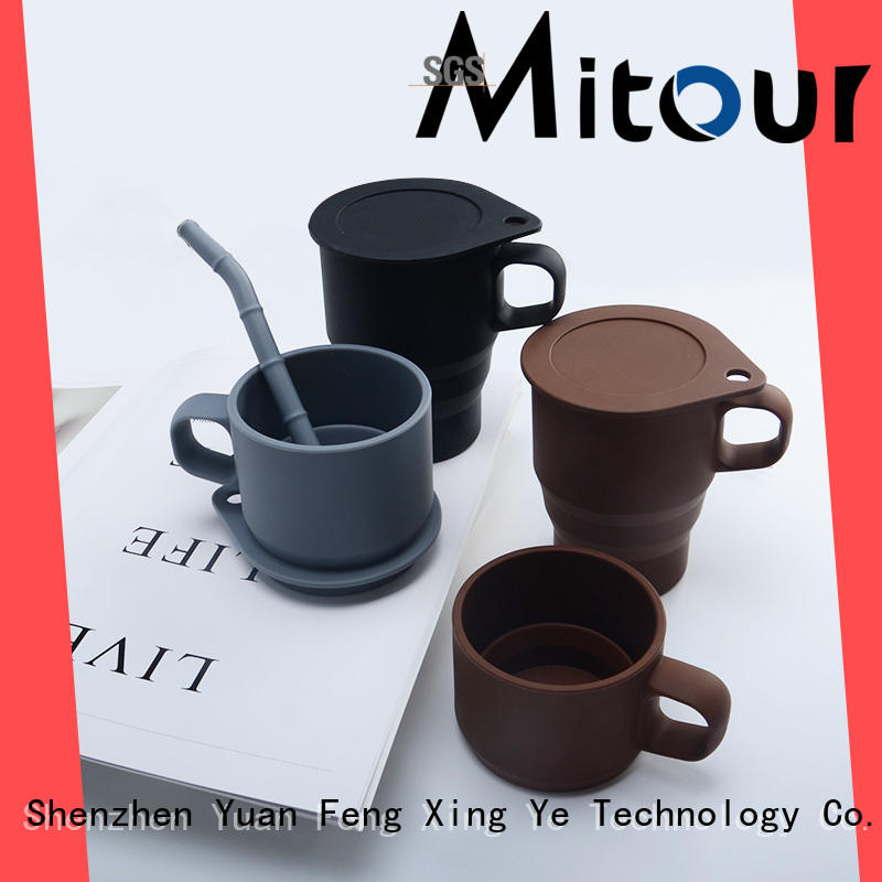 Mitour Silicone Products sports mist water bottle for wholesale for water storage