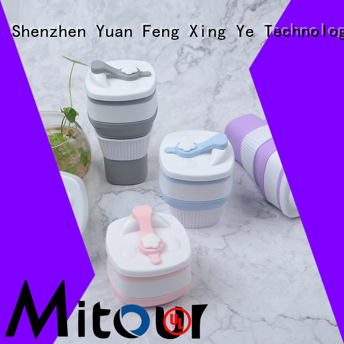 Mitour Silicone Products Best glass beverage bottles inquire now for children