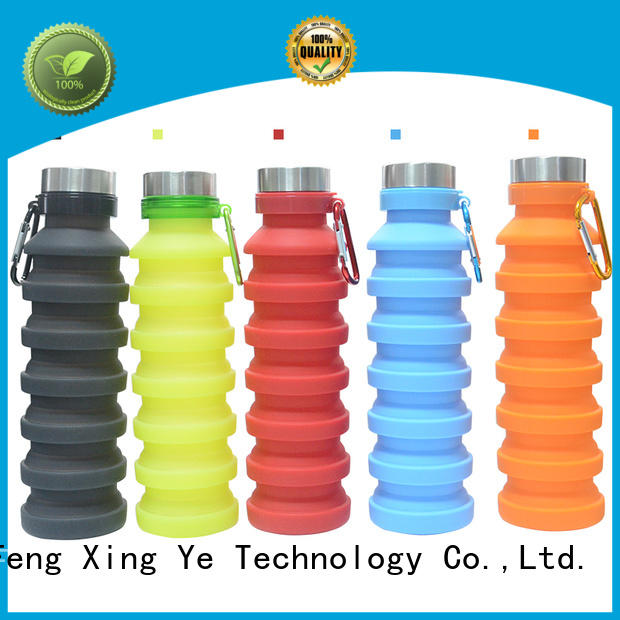 Mitour Silicone Products portable water bottle silicone bulk production for children